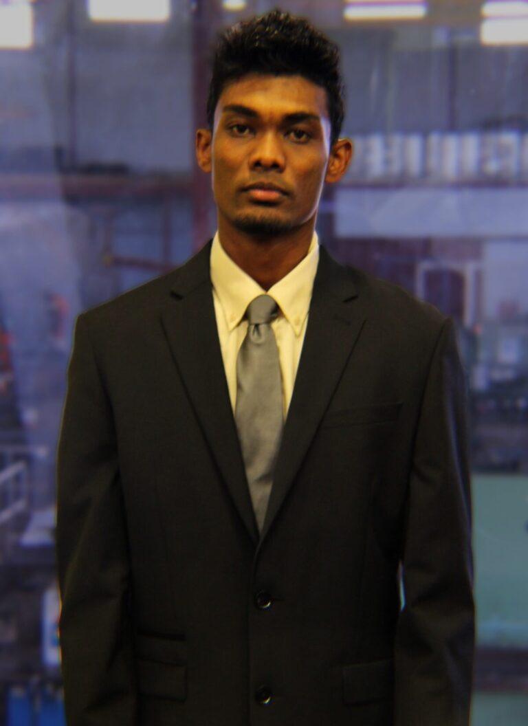 Mr. Mahendra BoodramLead Engineer