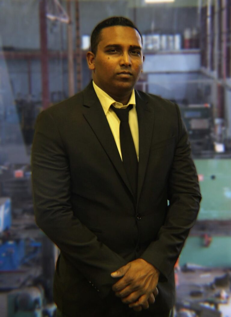 Mr. Mohinder SinghAdmin Manager And Finance Controller