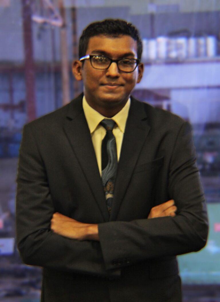 Mr. Vishal RoopnarineProjects Coordinator