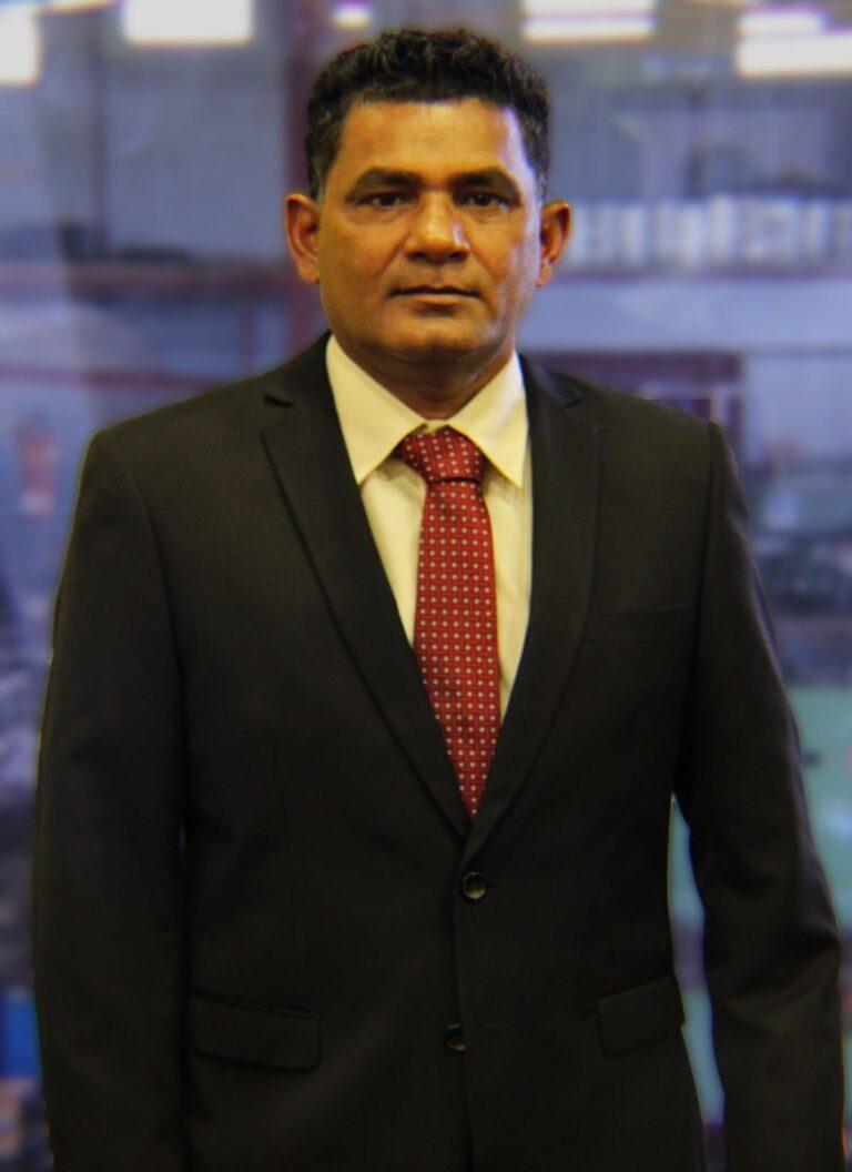 Mr. Zakir HackFounder & Chairman