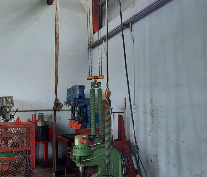 Frankling Hydraulic Punch Press