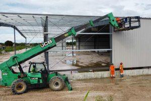 JCB 510-56 10 Ton 56 ft Reach Telehandler