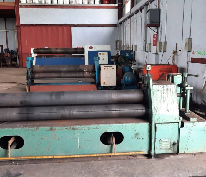 Sheet Plate Rollers